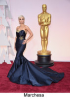 Rita Ora - Hollywood - 22-02-2015 - Oscar 2015: tutti gli stilisti sul red carpet