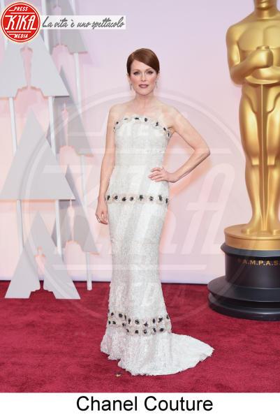 Julianne Moore - Hollywood - 22-02-2015 - Oscar 2015: tutti gli stilisti sul red carpet