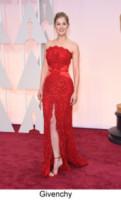 Rosamund Pike - Hollywood - 22-02-2015 - Oscar 2015: tutti gli stilisti sul red carpet