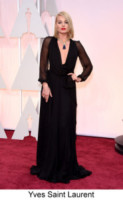 Margot Robbie - Hollywood - 22-02-2015 - Oscar 2015: tutti gli stilisti sul red carpet