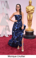 Louise Roe - Hollywood - 22-02-2015 - Oscar 2015: tutti gli stilisti sul red carpet