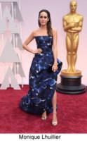 Louise Roe - Hollywood - 22-02-2015 - Oscar 2015: tutti gli stilisti sul red carpet