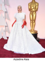 Lady Gaga - Hollywood - 22-02-2015 - Oscar 2015: tutti gli stilisti sul red carpet