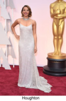 Carmen Ejogo - Hollywood - 22-02-2015 - Oscar 2015: tutti gli stilisti sul red carpet