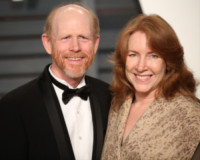 Cheryl Howard, Ron Howard - Los Angeles - 22-02-2015 - Ron Howard, il prossimo film si chiamerà The Girl Before
