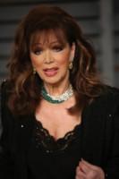 Jackie Collins - Los Angeles - 22-02-2015 - Oscar 2015: le dive scelgono gioielli preziosi e… vistosi!