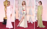 Oscar 2015: tutti gli stilisti sul red carpet