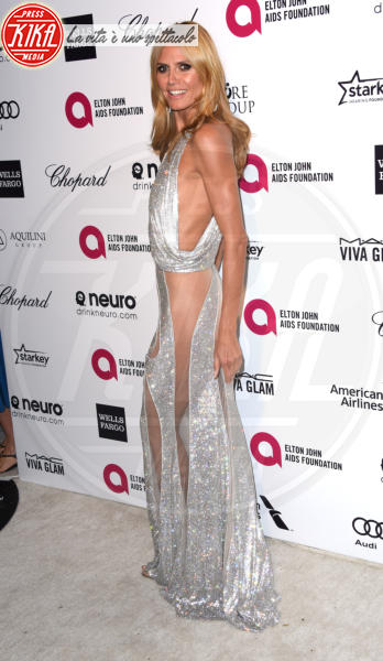 Heidi Klum - West Hollywood - 22-02-2015 - Oscar 2015: il red carpet si fa sexy!