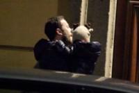 Eugenio Zoffili, Giulia Martinelli - Milano - 22-02-2015 - Eugenio Zoffili: la serpe in seno a Matteo Salvini