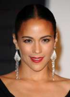 Paula Patton - West Hollywood - 22-02-2015 - Oscar 2015: le dive scelgono gioielli preziosi e… vistosi!