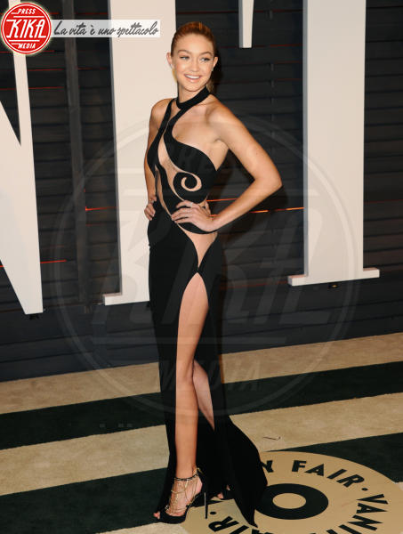 Gigi Hadid - West Hollywood - 22-02-2015 - Alessia Marcuzzi: sotto il vestito – e l'Isola – niente!