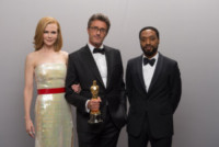 Pawel Pawlikowski, Chiwetel Ejiofor, Nicole Kidman - Hollywood - 22-02-2015 - Nicole Kidman, la donna da 7 milioni di dollari… in gioielli!