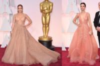 Luciana Pedraza, Jennifer Lopez - Jennifer Lopez e Luciana Duvall: chi lo indossa meglio?