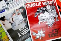 Charlie Hebdo - Parigi - 25-02-2015 - Charlie Hebdo: polemiche per la vignetta sul terremoto