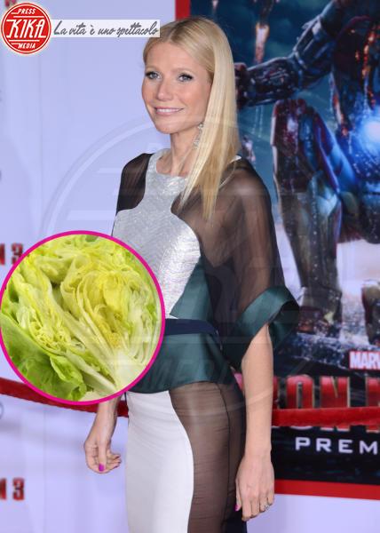 Insalata, Gwyneth Paltrow - Hollywood - 24-04-2013 - Vuoi essere in forma come Beyonce? Ecco il suo segreto