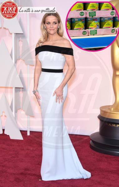 Omogeneizzati, Reese Witherspoon - Hollywood - 22-02-2015 - Vuoi essere in forma come Beyonce? Ecco il suo segreto