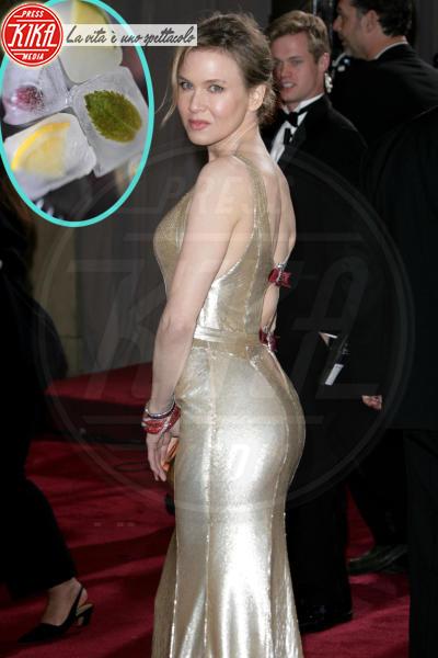 Cubetti di ghiaccio, Renee Zellweger - Los Angeles - 24-02-2013 - Vuoi essere in forma come Beyonce? Ecco il suo segreto