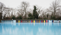 Tooting Bec Lido, Jonathan Syer - Londra - 24-02-2015 - Annunciati i finalisti dei Sony World Photography Awards