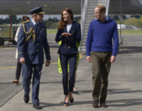 Principe William, Kate Middleton - Auckland - 11-04-2014 - Celebrity, non solo grandi firme: anche il low cost!