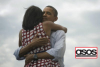 Michelle Obama, Barack Obama - 27-02-2015 - Celebrity, non solo grandi firme: anche il low cost!
