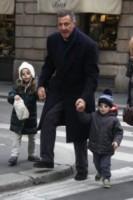 Francesco Saverio Barbareschi, Maddalena Barbareschi, Luca Barbareschi - Milano - 27-02-2015 - Luca Barbareschi shock: