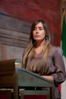 Maria Elena Boschi - Roma - 03-03-2015 - Carfagna-Boschi: il fascino femminile non ha bandiera