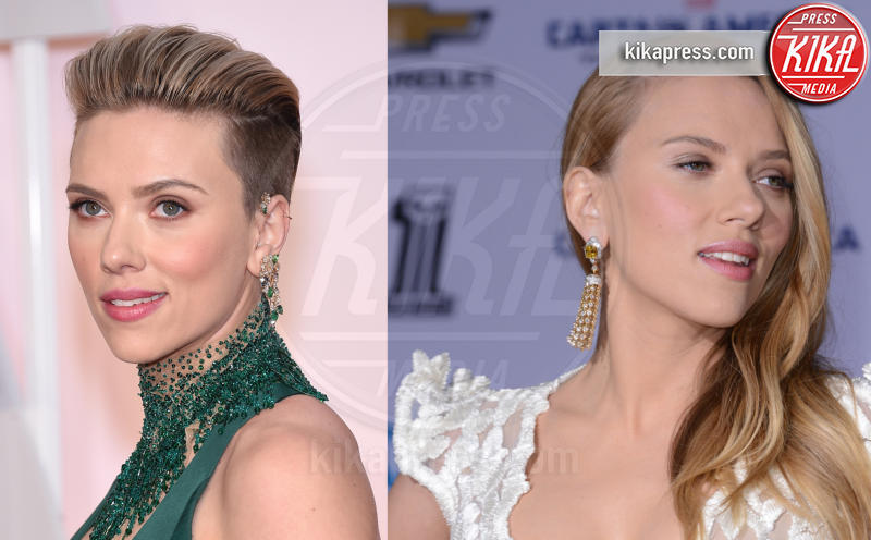 Scarlett Johansson - 05-03-2015 - Quando le celebrity ci danno un taglio… ai capelli!