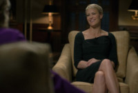 House of cards, Robin Wright - Claire Underwood - Washington - 06-03-2015 - La sesta stagione di House of Cards sarà l'ultima
