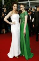 Sarah Margaret Qualley, Andie MacDowell - UK - 28-05-2012 - Andie MacDowell protagonista della serie tv ABC, Model Woman