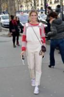 Helena Bordon - Parigi - 06-03-2015 - La salopette: dai cantieri ai salotti dello star system