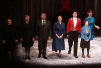 Sadie Sink, Cast, Helen Mirren - New York - 09-03-2015 - Helen Mirren è ancora la regina Elisabetta II in The Audience