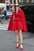 Chiara Ferragni - Parigi - 09-03-2015 - Vuoi essere vincente? Vestiti di rosso