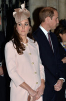 Principe William, Kate Middleton - Londra - 09-03-2015 - Kate Middleton, abito che vince non si cambia!