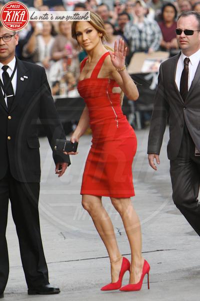 Jennifer Lopez - Los Angeles - 11-03-2015 - Vuoi essere vincente? Vestiti di rosso