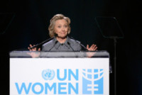 Hillary Clinton - Manhattan - 11-03-2015 - Donald Trump supera Hillary Clinton, ma ha il Papa contro
