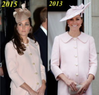 Kate Middleton - 11-03-2015 - Kate Middleton, abito che vince non si cambia!