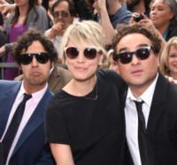 Kunal Nayyar, Johnny Galecki, Kaley Cuoco - Hollywood - 11-03-2015 - The Big Bang Theory, la decima stagione potrebbe essere l'ultima