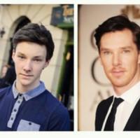 Tyler Michell - Il sosia di Benedict Cumberbatch che ha fatto impazzire il web