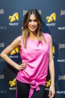 Melissa Satta - Milano - 12-03-2015 - Satta-Corvaglia-Fontana, sfida a colpi di step