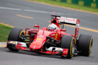 Sebastian Vettel - Melbourne - 14-03-2015 - F1: Hamilton e Rosberg trionfano in Australia, Vettel terzo