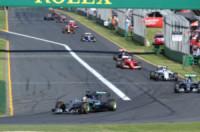 Lewis Hamilton - start - Melbourne - 15-03-2015 - F1: Hamilton e Rosberg trionfano in Australia, Vettel terzo