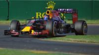Daniil KVYAT - Melbourne - 15-03-2015 - F1: Hamilton e Rosberg trionfano in Australia, Vettel terzo
