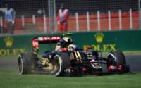 Pastor Maldonado - Melbourne - 15-03-2015 - F1: Hamilton e Rosberg trionfano in Australia, Vettel terzo