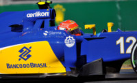 Felipe NASR - Melbourne - 15-03-2015 - F1: Hamilton e Rosberg trionfano in Australia, Vettel terzo