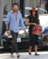 Lisa Bonet, Lenny Kravitz - Beverly Hills - 13-03-2015 - Ti lascio, ma non ti odio: la famiglia allargata fa tendenza