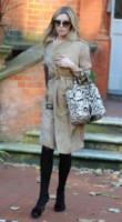 Abbey Clancy - Londra - 27-10-2014 - La primavera è alle porte: è tempo di trench!