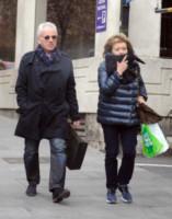 Fabrizio Pausini, Gianna Ballardini - Madrid - 15-03-2015 - La piccola Paola Carta è l'amore dei nonni