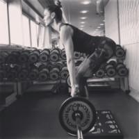 Martina Colombari - Milano - 18-03-2015 - Diletta Leotta & co: l'outfit perfetto per il fitness