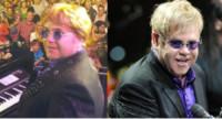 Paul Bacon, Elton John - 19-03-2015 - Separate alla nascita: Bella Hadid e Carlà!