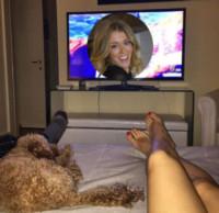 Elena Barolo - Milano - 22-03-2015 - A piedi nudi da te: le star mostrano i loro piedini